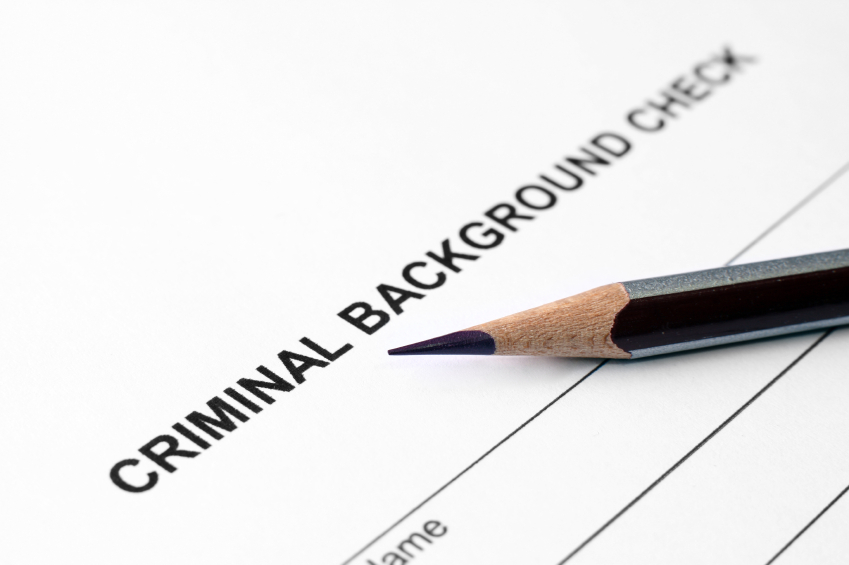 You never know someone until you run a background check